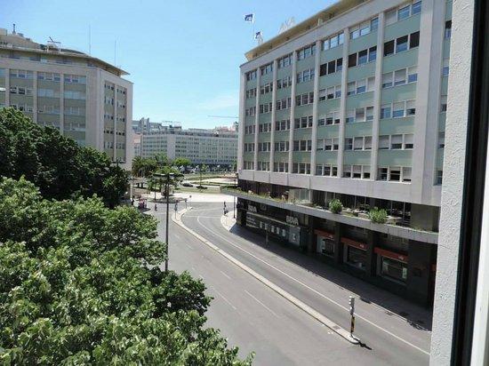 Residencial Vila Nova : Vista da janela
