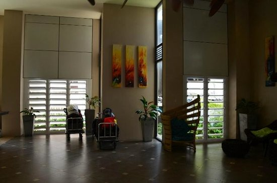 Baan Laimai Beach Resort : Lobby