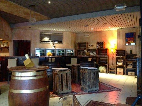 Millesime Bar Oenotheque Lounge: Millesime bar, Haute-Nendaz, Suisse