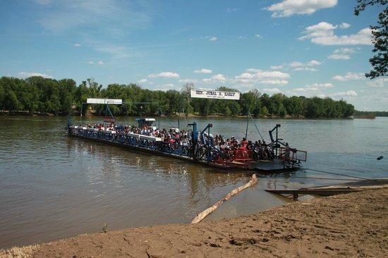 Historical White's Ferry: Floating Thunder
