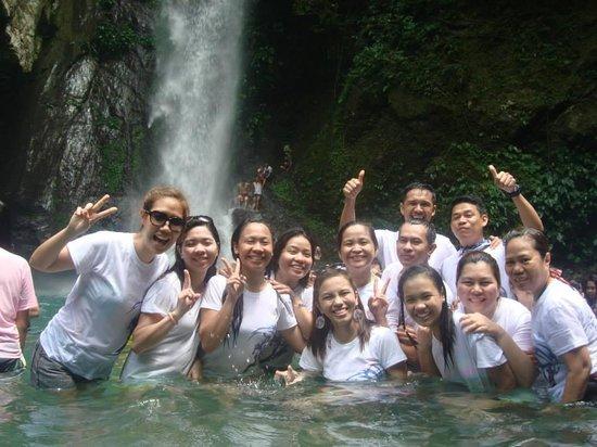Ditumabo Falls: Very refreshing