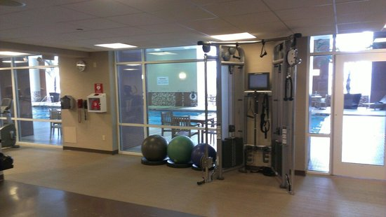 The Westin Lombard Yorktown Center: Gym