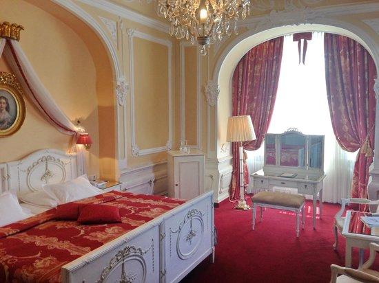 Bristol Hotel Salzburg : Superior Doppelzimmer