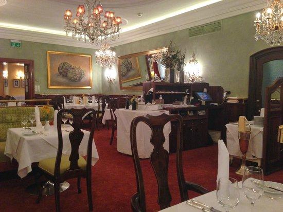 """Bristol Hotel Salzburg: Restaurant """"Polo Lounge"""""""