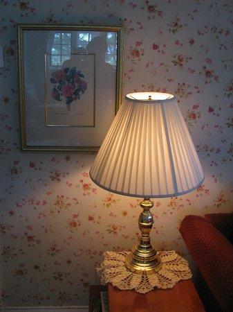 Ye Olde Danish Inn : The drawing-room
