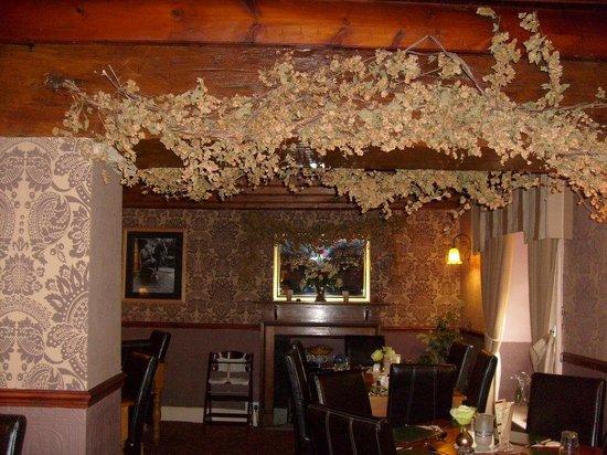 Blacksmith's Arms: Part of restaurant
