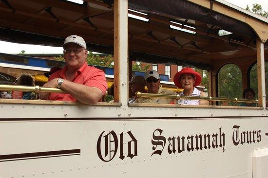 Old Savannah Tours: Shuttle
