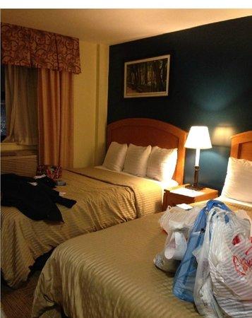 Midtown Convention Center Hotel: Habitación 704