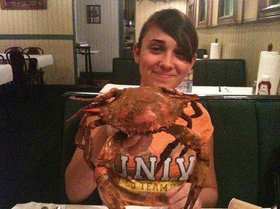Riggin's Crab House: Best Blue Crabs!