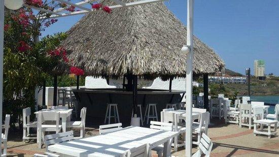 Flamingo Beach Hotel: PAPAGAYO CAFE