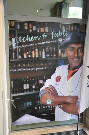 Kitchen & Table Bergen: Kitchen & Table, Bergen