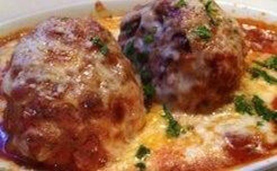 Mary's Pizza Shack: Meatballs