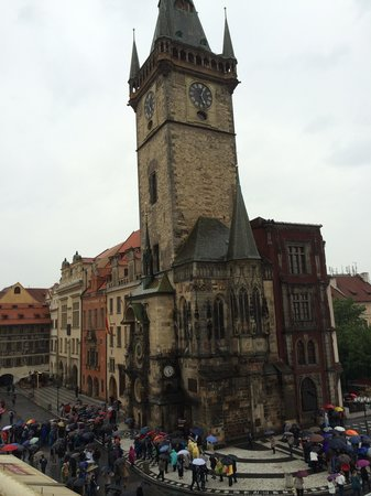 Old Town Square: Astronomical Clock