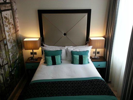 Hotel Indigo London Kensington: Chambre