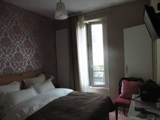 La Maison Montparnasse: Quarto duplo