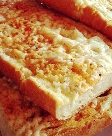 Mary's Pizza Shack: Appetizer bread