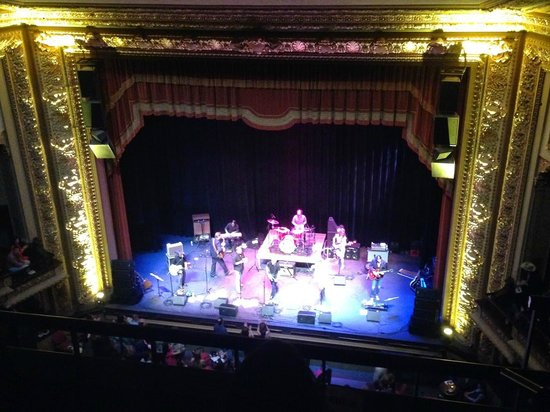 Charline McCombs Empire Theatre: The view from the top is awesome