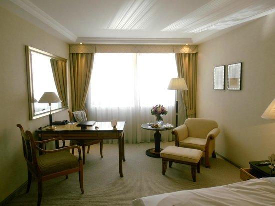Kempinski Hotel Corvinus Budapest: Superior room