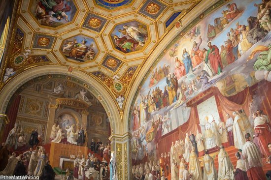 Vatican City Museum Sistine Chapel Picture Of Vatican