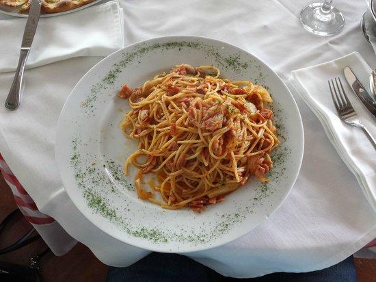 Degli Amici: Spaghetti