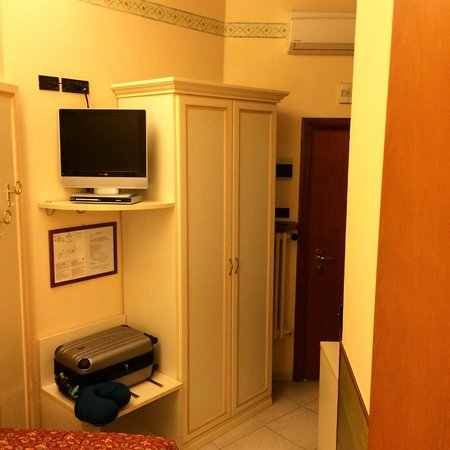 Hotel Casci: Room
