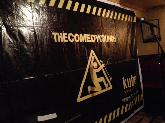 The Comedy Crunch: Comedy Crunch