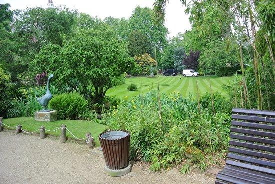 Antwerp Zoo (Dierentuin) : Jardins do Zoo