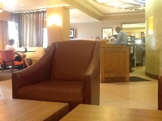 Hyatt Place El Paso Airport: hotel Lobby