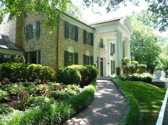 The Graceland Mansion