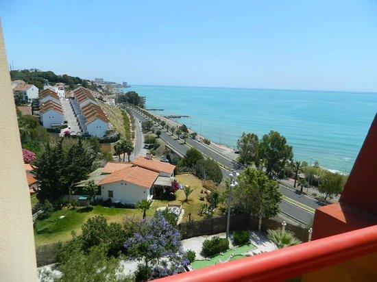 Holiday Village: view block b