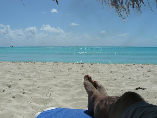 Playa Paraiso: Relax in Paradise Beach