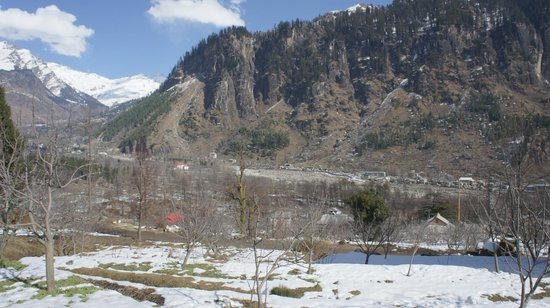 Hotel Vyas Vatika Manali: View from our room