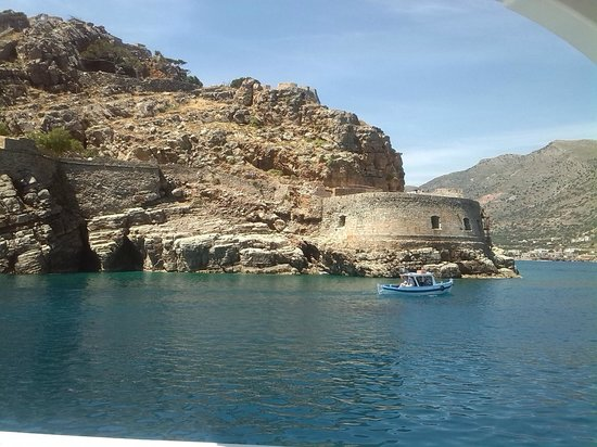 Boat Day Trips Spinalonga: Spinalonga