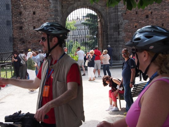 Italy Segway Tours: One of many stops