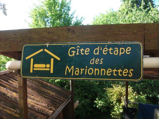 Le Relais des Marionnettes: Don't miss this gîte!