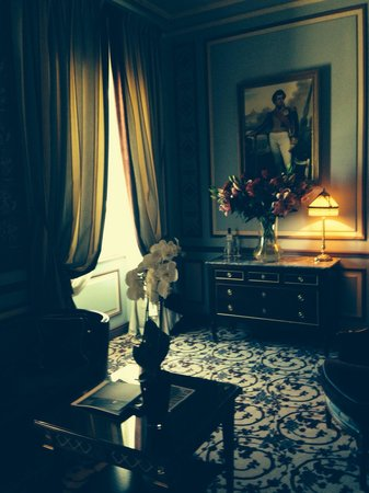InterContinental Bordeaux Le Grand Hotel : The suite