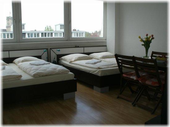 City Inn : Apartement