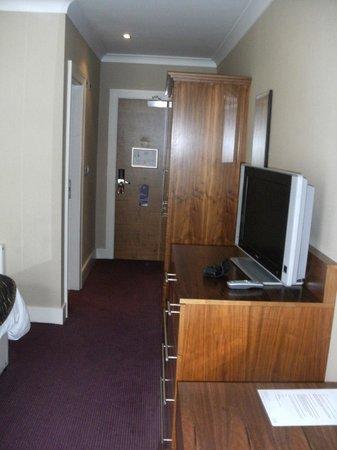 Telford Hotel & Golf Resort: Entrance to room