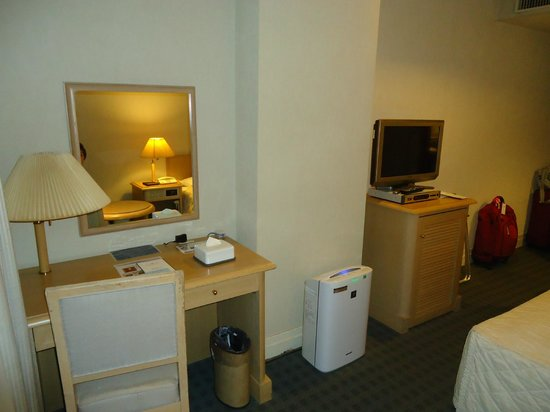 Hotel Royal Orion: Vista do quarto