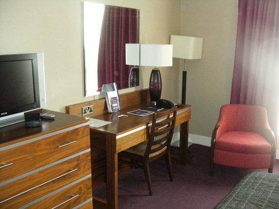 Telford Hotel & Golf Resort: Workstation