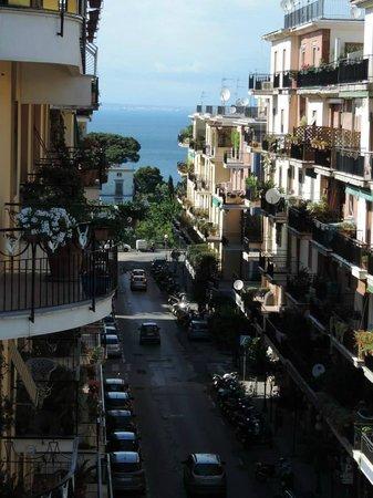 Hotel Tourist: Vista do mar