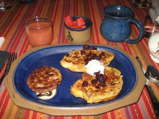 Kokopelli Inn: Breakfast