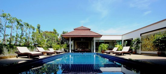 Phuket Cleanse Villa Resort
