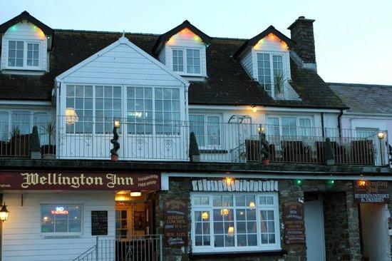 The Wellington Inn, New Quay