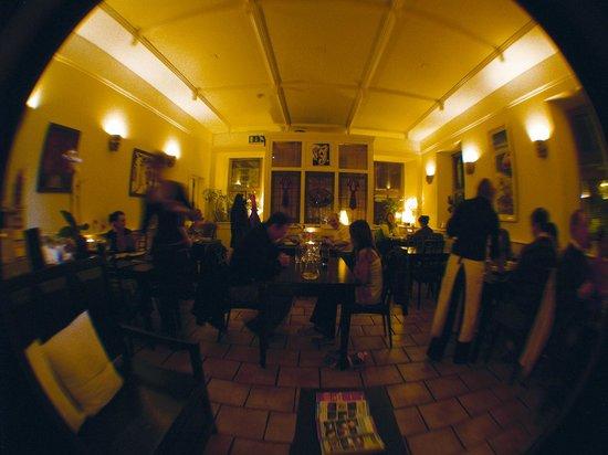 Kinlough, Irlande : Restaurant