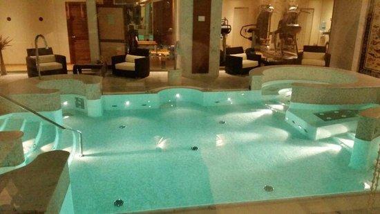 Hotel Principi di Piemonte : SPA