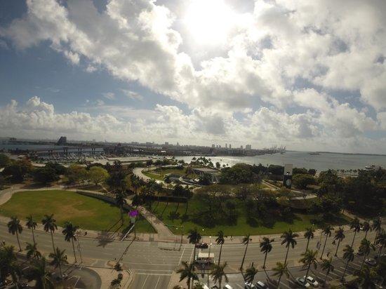 YVE Hotel Miami : Vista da janela