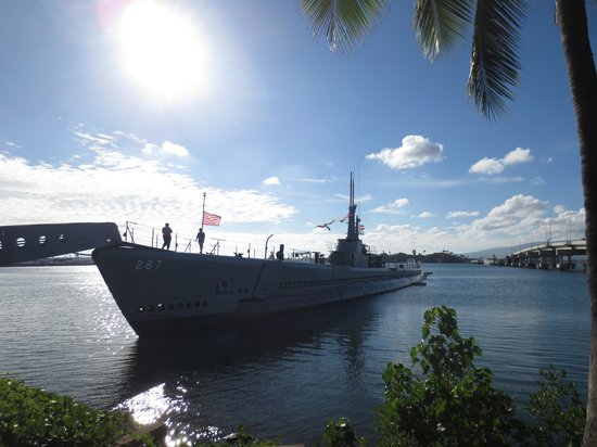 USS Arizona Memorial/World War II Valor in the Pacific National Monument: USS Bowfin