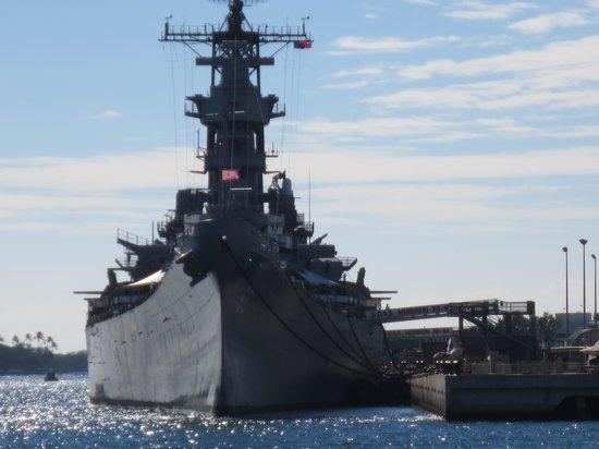 USS Arizona Memorial/World War II Valor in the Pacific National Monument: USS Missouri