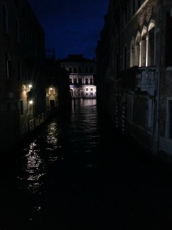 Cannaregio: Canareggio by night